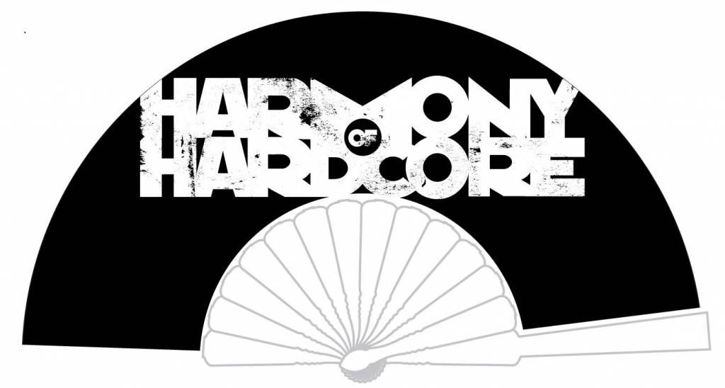 Harmony of Hardcore Fan Basic Black