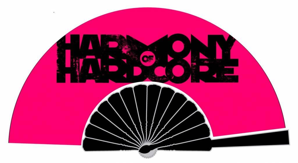 Harmony of Hardcore Fan Basic Pink