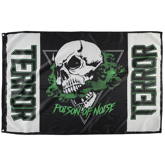 Terror Banner Poison of Noise