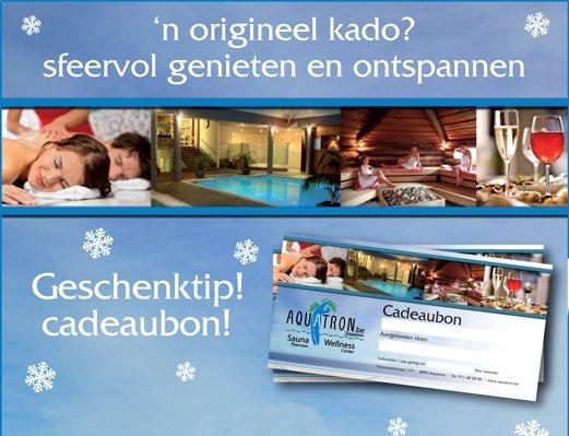 Aquatron Waarde Bon Waardebon € 150