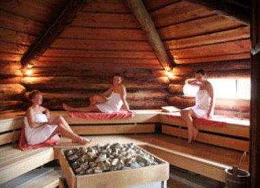 Sauna bonnen