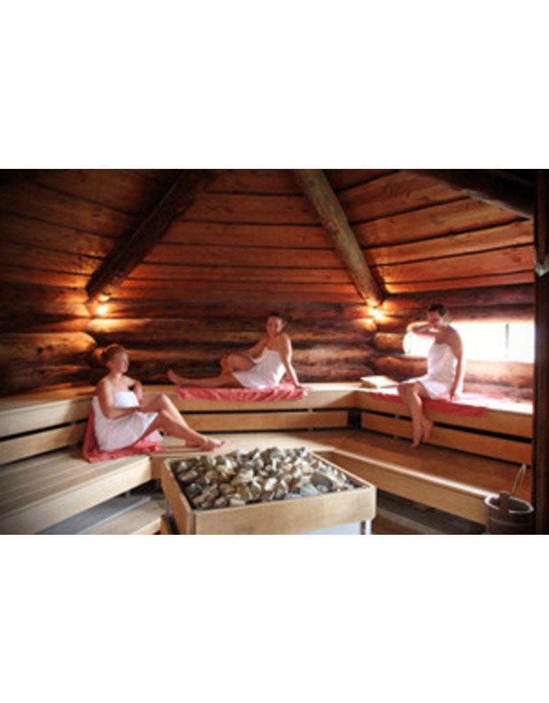 Aquatron Sauna Bon Sauna 10 beurten kaart