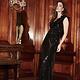 Rachel sequinned gown