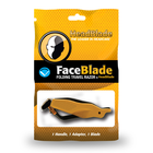 Travel Razor FaceBlade