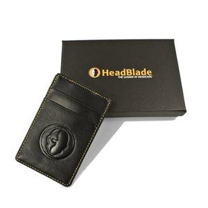 HeadBlade Money Clip and Card Case