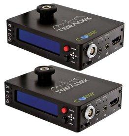 Teradek Teradek Cube HDMI Encoder / Decoder Pair - Ethernet