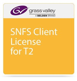 Grass Valley Grass Valley SNFS Client License for T2