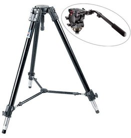 Manfrotto Manfrotto 526 & 528XBK Tripod System