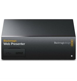 Blackmagic Design Blackmagic Design Web Presenter
