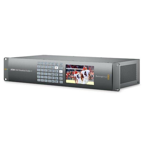 Blackmagic Design Blackmagic Design ATEM 4 M/E Broadcast Studio 4K
