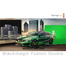 Blackmagic Design Blackmagic Design Fusion Studio - huidige versie