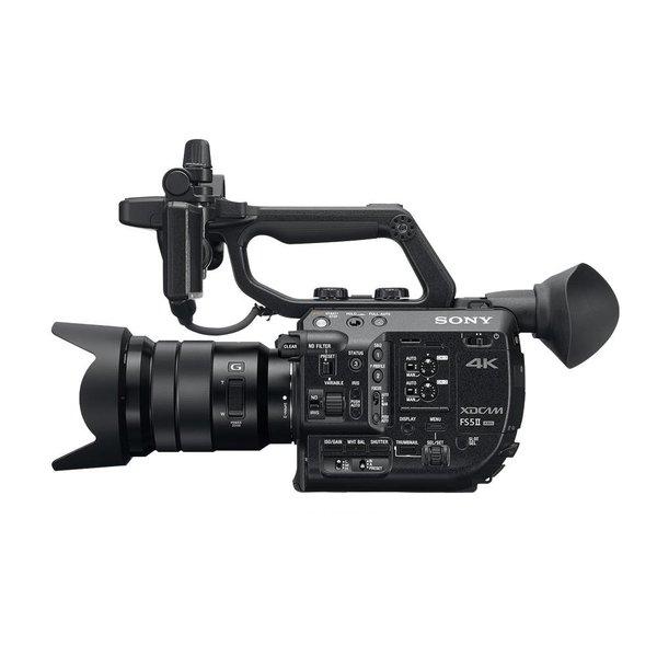 Sony Sony PXW-FS5M2K incl 18-105 mm Zoom Lens