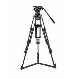 Camgear Camgear V12 Carbon Fiber Tripod System with Ground Spreader