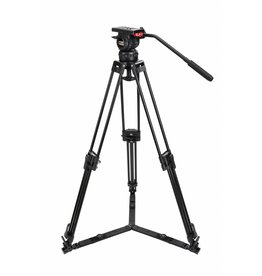 Camgear Camgear V10 Aluminum Tripod System with Ground Spreader