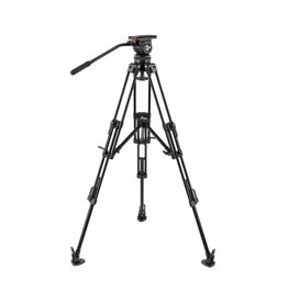 Camgear Camgear V10 Aluminum Tripod System with Mid-level Spreader