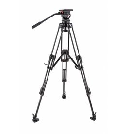 Camgear Camgear V10 Carbon Fiber Tripod System with Mid-level Spreader