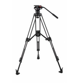 Camgear Camgear DV6P Carbon Fiber Tripod System with Mid-level Spreader