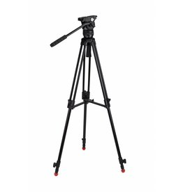 Camgear Camgear Mark 6 Aluminium Tripod System 75mm met Mid-Level Spreader