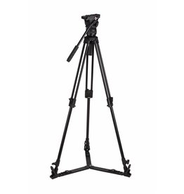 Camgear Camgear MARK 6 Aluminium Tripod System met Ground Spreader