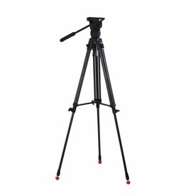 Camgear Camgear MARK 6 Carbon Fiber Tripod System met Mid-level Spreader