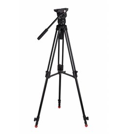 Camgear Camgear Mark 4 Aluminium Tripod System 75mm met Mid-level Spreader