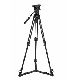 Camgear Camgear Mark 4 Aluminium Tripod System 75mm met Ground Spreader