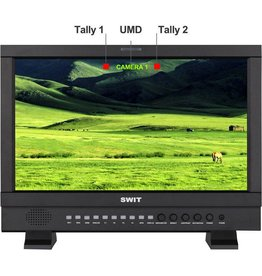 Swit SWIT S-1173H 3G/SDI/HDMI Broadcast Studio LCD Monitor