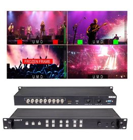 Swit SWIT S-9104+, 4 SDI to HDMI Quad Split Viewer