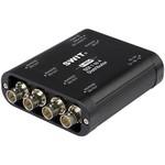 Swit SWIT S-4604 Portable SDI 1-to-4 Distributor & Amplifier