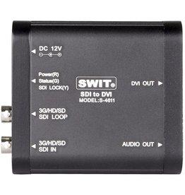 Swit SWIT S-4611 SDI to DVI Converter
