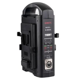 Swit SWIT S-3822S 2-ch V-mount Charger