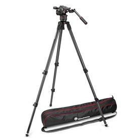 Manfrotto Manfrotto Nitrotech N8 Video Head & 535 Carbon Fiber Tripod