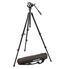 Manfrotto Manfrotto MVH500AH Fluid Head & 755XB Tripod