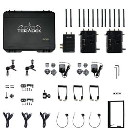 Teradek TERADEK BOLT 1000 LT DELUXE KIT SDI / HDMI 2 X RX V-MOUNT WIRELESS VIDEO TRANSCEIVER SET