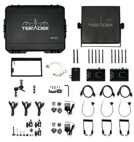 Teradek TERADEK BOLT 1000 XT DELUXE KIT 3G-SDI / HDMI 2 RX V-MOUNT VIDEO TRANSCEIVER SET