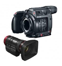 Canon Canon EOS C200 videocamera + CN-E18-80mm