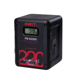 Swit Swit PB-S220S 220Wh Multi-sockets Square Digital Battery Pack