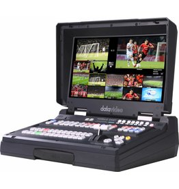 Datavideo Datavideo HS-3200 - 12-Channel Portable Video Streaming Studio