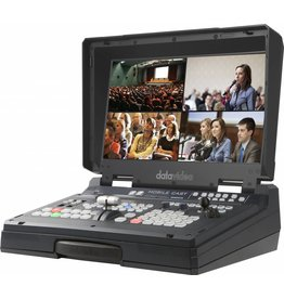Datavideo Datavideo HS-1600T 4-Channel HDBaseT Portable Video Streaming Studio