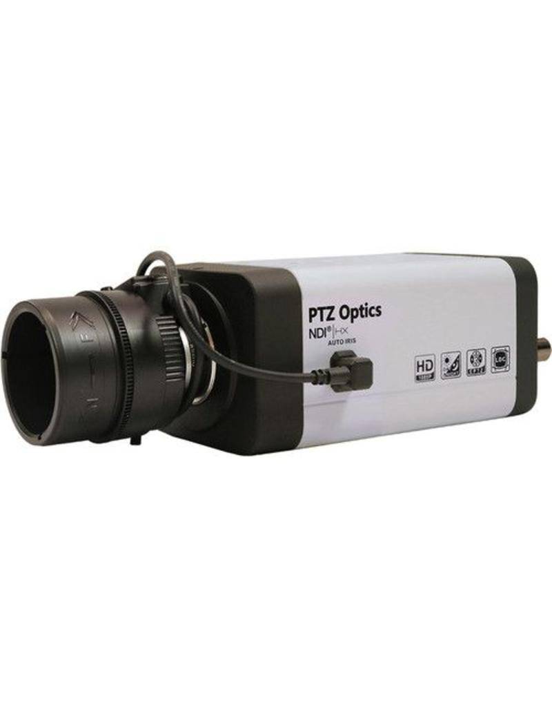 PTZ Optics PTZOptics VL NDI HX ZCam HD IP Network Camera with 4.4-88.5mm Lens