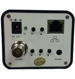 PTZ Optics PTZOptics PVTL-ZCAM 2.07MP 3G-SDI Box Camera with 4x Zoom Lens