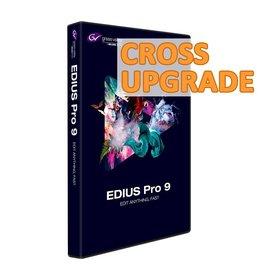 Grass Valley Grass Valley EDIUS Pro 9 Jump 2 Upgrade (Crossgrade)