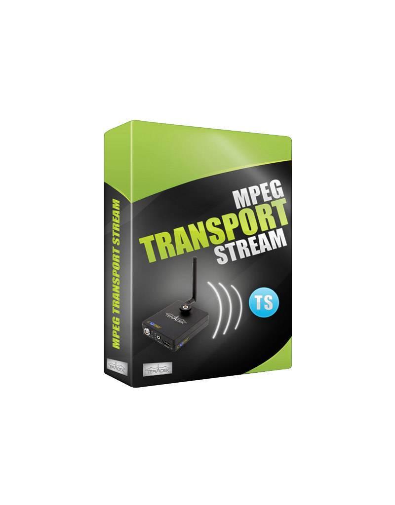 Teradek MPEG TRANSPORT STREAM