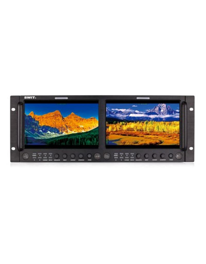 Swit SWIT - M-1093H Dual 9-inch FHD Rack LCD Monitor