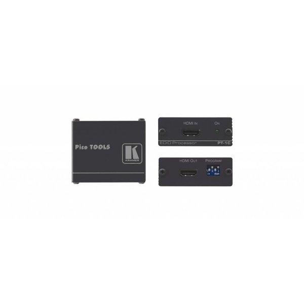 Kramer KRAMER - PT-1C 4K HDR HDMI EDID Processor