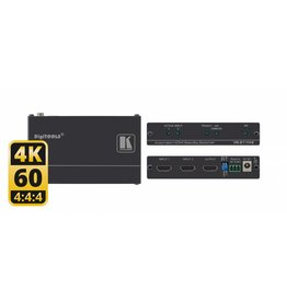 Kramer KRAMER - VS-211H2 2x1 4K HDR HDCP 2.2 HDMI Auto Switcher