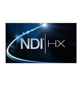 NewTek NDI HX upgrade for Panasonic