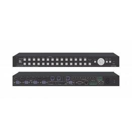 KRAMER KRAMER - VP-733 12–Input ProScale™ Presentation Matrix Switcher/4K30 UHD Scaler with Preview & Program Outputs and Legacy, Digital and HDBaseT I/Os
