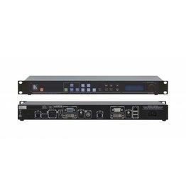 KRAMER KRAMER - VP-796 HQUltra 4K60 4:2:0/HDBaseT & Legacy Presentation Switcher/Scaler with Ultra–Fast Input Switching