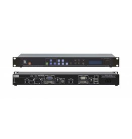 KRAMER - VP-796 HQUltra 4K60 4:2:0/HDBaseT & Legacy Presentation Switcher/Scaler with Ultra–Fast Input Switching